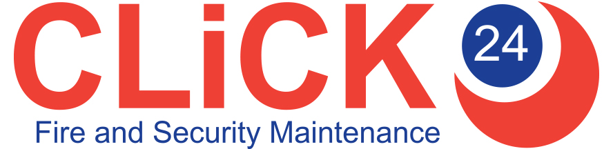 click fire and security maintenance